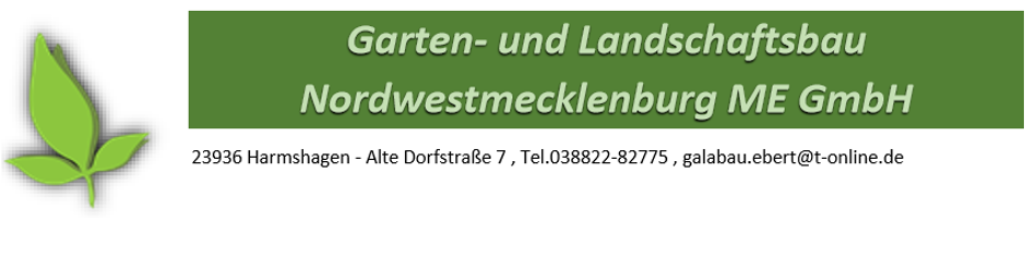 Garten- und Landschaftsbau Nordwestenmecklenburg ME