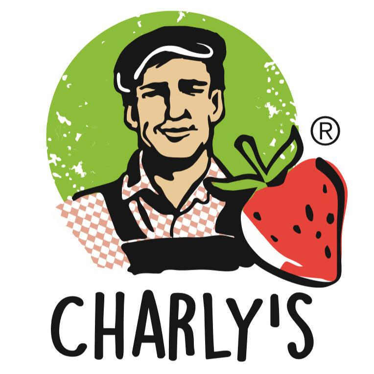 Charlys Erdbeerhof Logo
