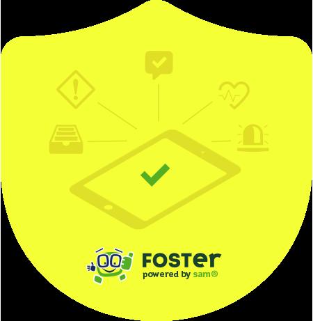 FOSTER App und Software Arbeitsschutz
