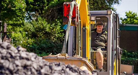 Grüner Arbeitsschutz GaLaBau