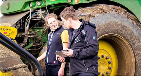 Landwirtschaft Arbeitsschutz