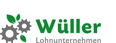 Wueller Lohnunternehmen Logo