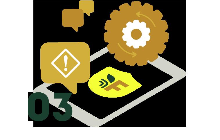 Foster Software Implementierung