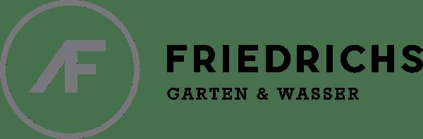 Friedrichs Garten und Wasser